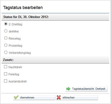 Drehplan-Software zur Erzeugung von Drehplan und Stäbchenplan ...